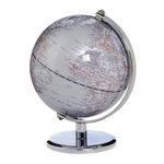 emform Gagarin wereldbol Zilver