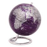 emform Mini globe Galilei Paars 13.5cm