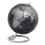 emform Mini globe Galilei Zwart 13.5cm