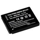 Bresser Panasonic accu DMW-BCH7E3.7v 695mAh