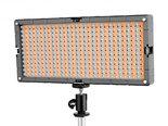 Bresser SL-360 Bi-Color  LED Slimline Video + Studiolamp