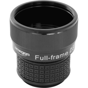 Digiscoping full-frame adapter