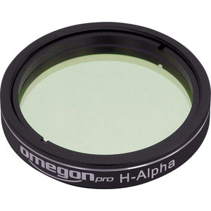 Omegon Pro H-alpha telescoop filter 1.25