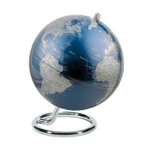 emform Mini globe Galilei Lichtblauw 13.5cm