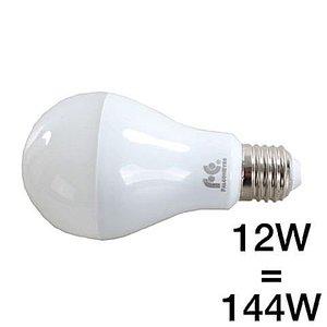 Falcon Eyes LED Daglichtlamp 12W E27 5500K