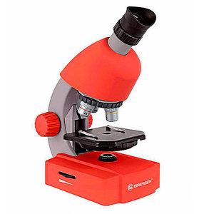 Bresser Junior Microscoop 40x-640x (rood)