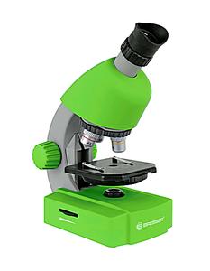 Bresser Junior Microscoop 40x-640x (groen)