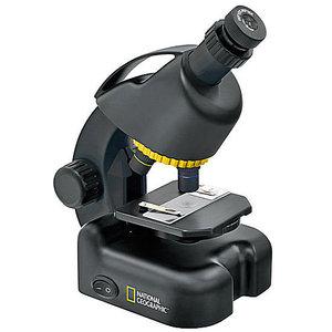 National Geographic Microscoop 40-640x met Smartphone Adapter
