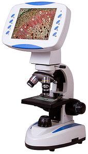 Levenhuk D80L 60-600x LCD Digitale Microscoop