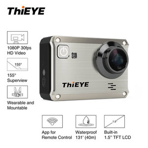 Action camera THIEYE I-30 HD Wifi zilver