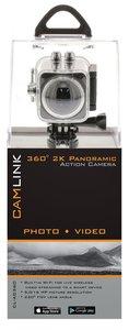 Action Camera Camlink Full HD 360 ° 2K Wi-Fi