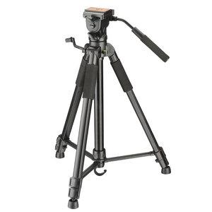 Foto Video Statief aluminium driebeen 171cm