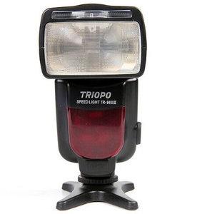 Speedlite strobist flitser Canon TR960-III Manual
