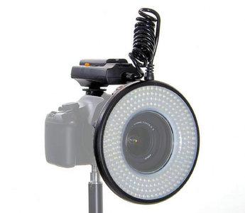 LED Camera Ringlamp Macro 14watt 6000K