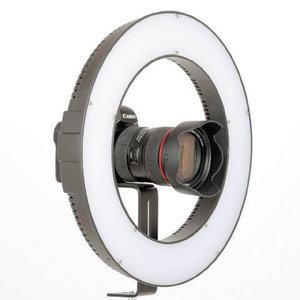 Ringlamp 49cm dimbaar LED 32watt Bi-Color