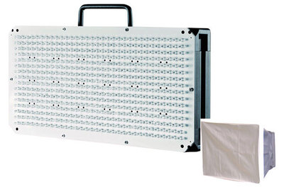 LED Studio Lamp Bi-Color 512 LED's 32watt 3000K-7000K