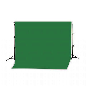 Achtergrond Support B-8510 met Rol Chroma Green 2,75 x 11m