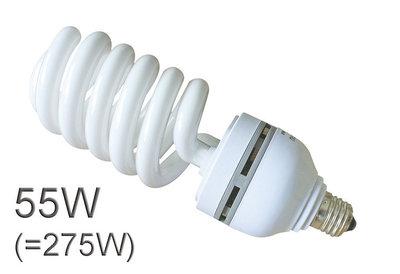 Daglicht fluorescentielamp 55W (275 watt) 5300-5500K