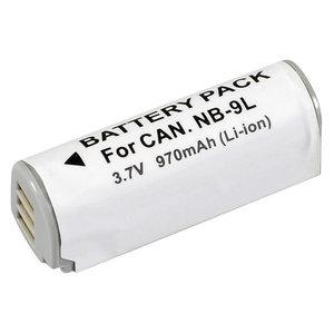 Canon Accu NB-9L 3.7v-970mAh