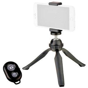 PocketPod met smartphone adapter en remote