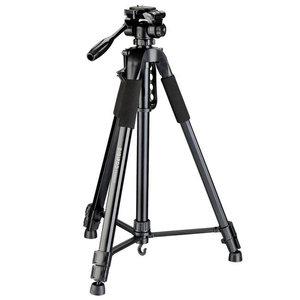 Foto Statief aluminium driebeen 180cm met 3 weg panoramakop