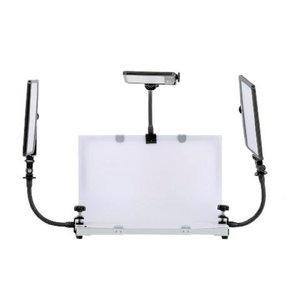 Opnametafel LED 34x40x24,5 cm