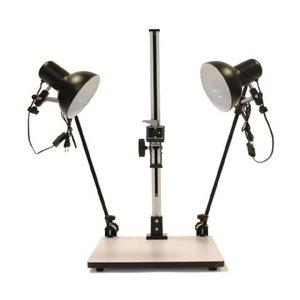 Copy Stand CS-104 + reflectoren
