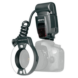 Macro TTL Ringflitser KFL201N voor Nikon