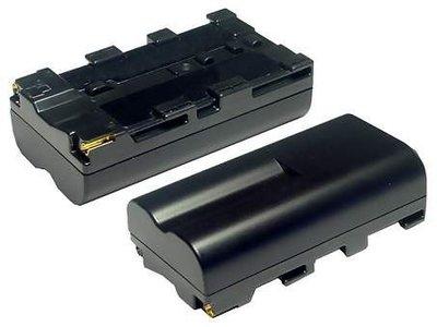 Sony NP-F550-A Li-on accu 7.4V(2000 mAh)