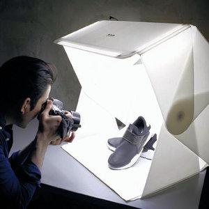 LED Opnametent Foldio3 62.5 x 64 x 55 cm