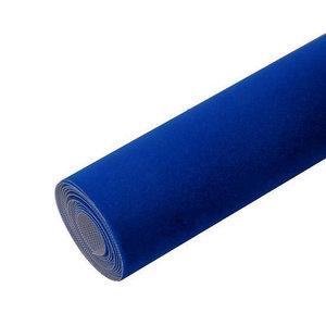 Bresser Flocked Fabric rol 2.7x6m Chroma blauw (velours)