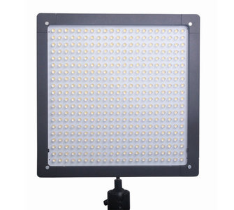 LED SH-420A Bi-Color 25W/3.700LUX Slimline Studiolamp
