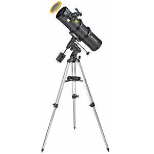 Bresser Pollux 150/750 Spiegeltelescoop Parabolisch EQ3 +Smartphone Adapter