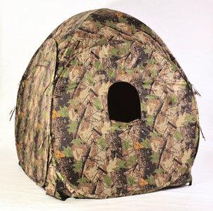Camouflage tent 150x150cm