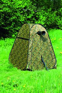 Camouflage tent 110x110x140cm