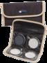 Voor filters tot en met een maximale maat van 58mm